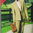 Uncut Butterick See and Sew Uncut Pattern 5225 Jacket Pants Suit Sizes 14 16 18