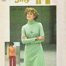 Simplicity Uncut Pattern 7125 Pants Top Dress 1975 Size 12