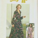 Simplicity Uncut Pattern 7168 Dress in Two Lengths and Belt 1975 Size 12