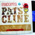 Encores - Patsy Cline 1962 lp 5204 First in 35mm Recording