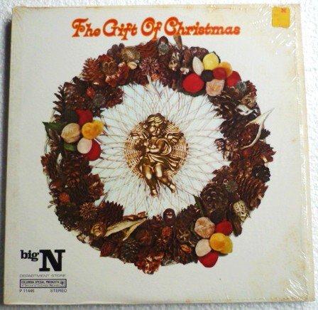 The Gift of Christmas Album P 11446 Big N Department Store Rare lp