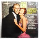 Favorites in Hi-Fi lp lpm-1738 by Jeanette MacDonald and Nelson Eddy 1959