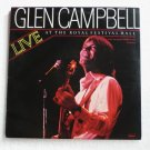 Glen Campbell - Live at the Royal Festival Hall lp swbc 511707 Two Albums