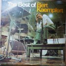 The Best of Bert Kaempfert lp dxsb 7200 Two Record Set 1970s