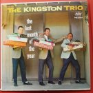 The Last Month Of The Year by The Kingston Trio 1960 lp T1446 One Owner