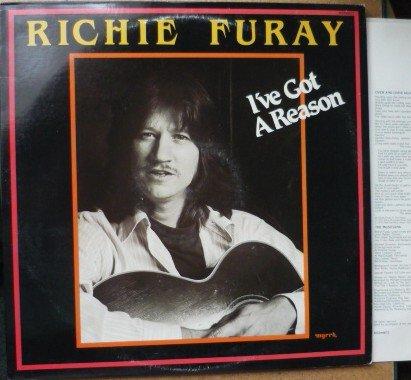 Ive Got a Reason lp - Richie Furay msb-6672  Near Mint