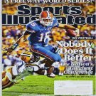 Sports Illustrated  - October 19 2009 Unread N H L Preview College Football Madness