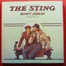 The Sting lp 1974 with Paul Newman Robert Redford and Robert Shaw mca-390