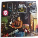 The Christmas Touch by Johnny Tillotson 1966 lp se-4402