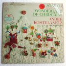 Andre Kostelanetz - Wonderland of Christmas lp cs 8868