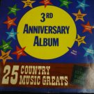 3rd Anniversary Album Country Music Album lp 1960s?
