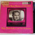 The Great Music Themes of Television lp - H Winterhalter rca lpm-1020