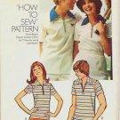 Simplicity Pattern 5515 Miss Size 12 Shirt