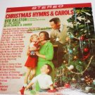 Christmas Hymns And Carols - Bob Ralston lp cas-994 rca 1966