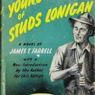 The Young Manhood of Studs Lonigan - James T Farrell 1944 Antique Book