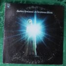 A Christmas Album -  Barbra Streisand Original lp cs 9557