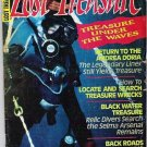 Lost Treasure June 1987 Magazine - Treasure Under the Waves