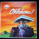 Oklahoma Sound Track lp sao-595 Original Album