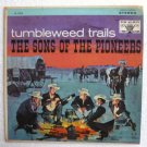 Tumbleweed Trails - The Sons of the Pioneers 1960s mca Decca vl 73715