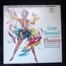 Casino de Paris in Plaisirs - Line Renaud  lp 1960s Mint st10257
