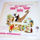 Doctor Dolittle lp Stereo dtcs 5101 - 1967 Gatefold Exc Cond