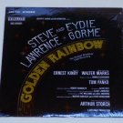 Golden Rainbow lp Soundtrack Album kos-1001 with Steve Lawrence Eydie Gorme