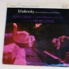 Tchaikovsky Piano Concerto No 1 In B Flat Minor lp Ivan Davis and Royal Phil Orch
