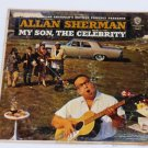 Allan Sherman My Son the Celebrity 1487 Mono lp 1963