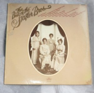 The Best of the Statler Brothers lp 1975 srm-1037