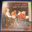 Lester Lanin Goes to College 1958 lp in Exc Cond Epic ln 3474