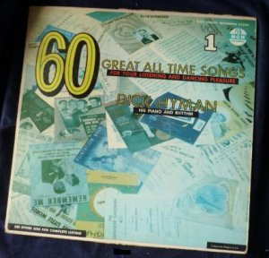 60 Great All Time Songs Record lp Vol 1 Dick Hyman E3535 High Fidelity