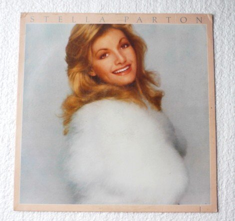 1978 lp Stella Parton Self Titled - 6e-126
