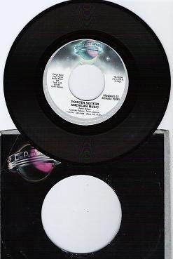 The Pointer Sisters American Music / I Want To Do It With You 45 rpm yb-13254