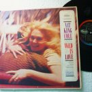 Wild Is Love by Nat King Cole lp Capitol Pro 1655 With Booklet Gatefold