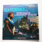 Ella Fitzgerald Sings The Gershwin Song Book Vol 1   1957 lp mgv-4013