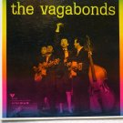 The Vagabonds Self-Titled Original Record lp-112 Unique