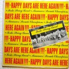 Happy Days Are Here Again with The Ferko String Band lp sf-12700