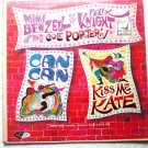 Mimi Benzell and F Knight Can Can - Kiss Me Kate lp dlp-111