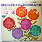 The Fair Sex-tette Various Vocalists 1202 lp Stereo Rare Album