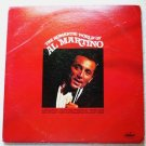 The Romantic World of Al Martino lp 2 Albums sqbo 91280