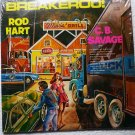 Breakeroo 1976 lp - Rod Hart Stereo plp-500