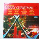 For A Musical Merry Christmas Rca B F Goodrich Stereo lp prs- 163 -1964