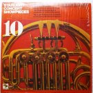 Starlight Concert Showpieces 10 lp Various Artists sl 6606