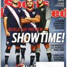 Sports Illustrated June 7 2010 - Unread - Bryce Harper Stephen Strasburg Scouting Reports