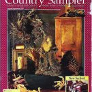 Country Sampler Country Decorating Ideas Aug Sept 1992 Christmas