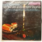 Sacred Songs with Wilma Lee and Stoney Cooper lp hl7233 nm-