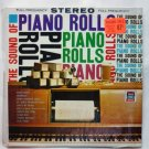 The Sound of Piano Rolls lp k-199 Great Condition