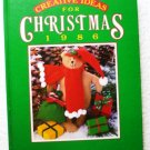 Creative Ideas for Christmas 1986 Hardcopy Nancy Fitzpatrick 0848706838
