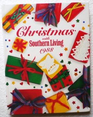 Christmas With Southern Living 1988 Hardcopy Decorating Ideas 0848707311