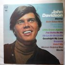 John Davidson lp ~ Self Titled ~ cs 9795